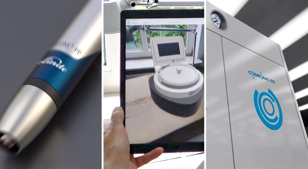 AR VR Designentwicklung Industrie