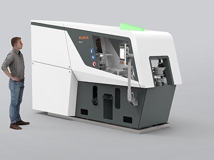 Die Maschine KUKA Picus 2
